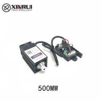 500mw 405NM focusing blue purple laser module laser engraving TTL module 0.5w laser tube Laser module diode