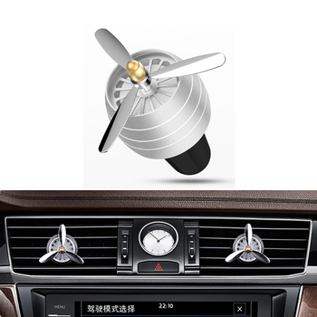 Air Freshener Car Styling Perfume Air Condition Vent Outlet For Ford Focus 2 1 Fiesta Mondeo 4 3 Transit Fusion Mustang KA S-max image