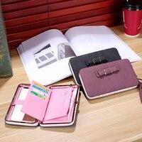 Wallet Case For Samsung Galaxy S2 S3 S4 S5 S6 S7 Edge Coque Women Wallet Purse