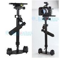 Precio Cabeza de trípode de vídeo de la cámara de mano estabilizador DV constante cam para canon nikon sony DSLR 5D2 5D3 60D 70D GH3 GH2