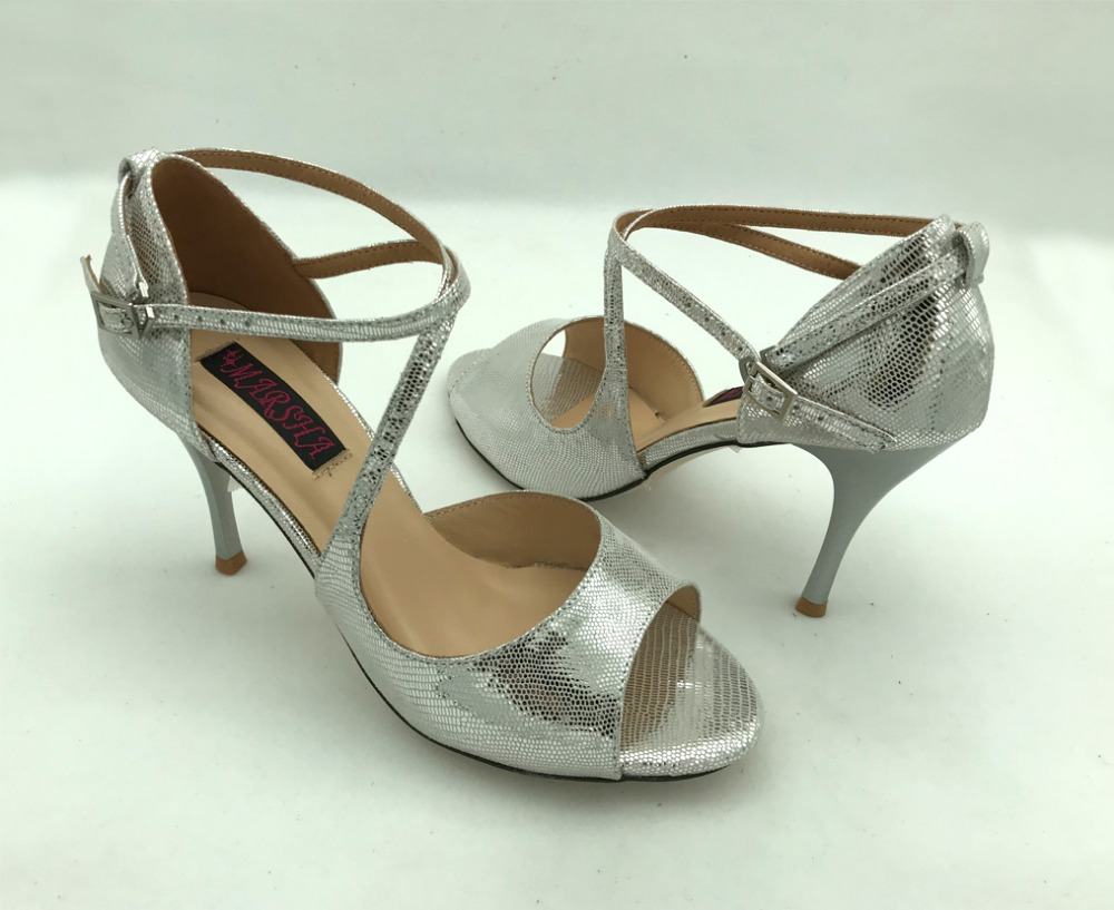 Comfortable And Fashional Argentina Tango Dance Shoes  Party Shoes Wedding Shoes  Leather Outsole T6291SL