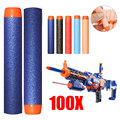 100PCS New 7.2cm Refill Bullet Darts For Nerf N-strike Elite Series Blasters Kid Toy Gun High Quality