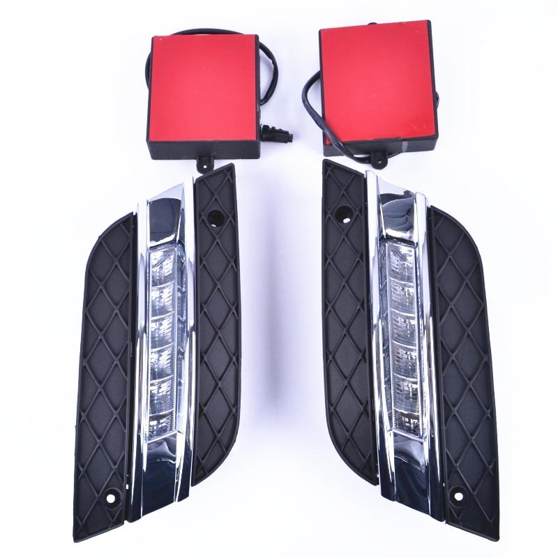 Daytime Driving Running Fog light Lamp for Mercedes-Benz W164 ML350 ML280 ML300 ML320 ML500 2009-2011 Brand New Wholesale Price