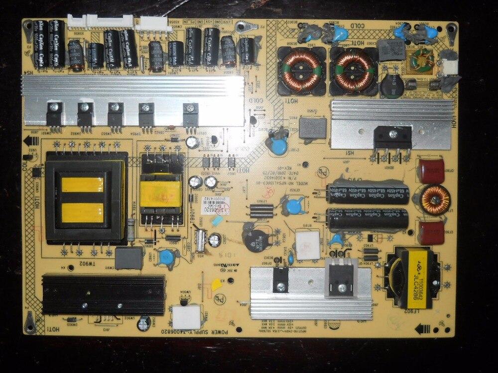 KPS+L130C3-01 Original LCD Power Board подвесной светильник la lampada 130 l 130 8 40
