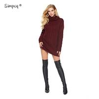 Shrug Jumper Long Computer Knitted Turtleneck Promotion New Arrival Cardigan Feminino Pullover Charm Women Dress Sweater