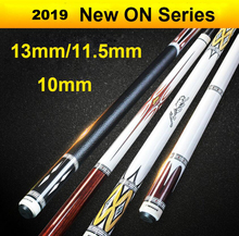 3142 PREOAIDR ON Series Billiard Cue Pool Cue Stick 13mm/11.5mm/10mm with Case Pool Cue Kit Case Black 8 2019 made in China 2018 new preoaidr pool cue case billiard stick carrying case supreme cue case pool billiards premium case for kits