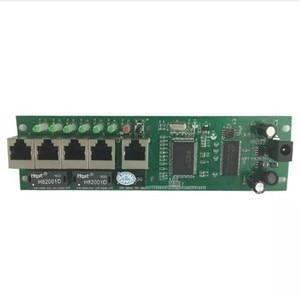 Image 4 - OEM di alta qualità mini prezzo a buon mercato 5 porte switch modulo società manufaturer PCB bordo 5 porte ethernet switch di rete modulo
