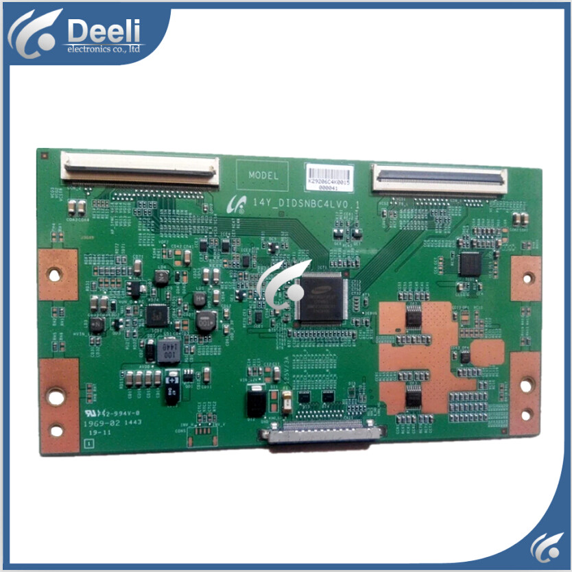 все цены на  Working good 95% new original for samsung Logic board LTI550HN08 14Y_DIDSNBC4LV0.0 T-CON board  онлайн