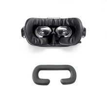 linhuipad Replacement VR Eye Mask Pad For HTC VIVE 3d Glasses Headset face Leather Foam Cover Masks Virtual Reality Accessories building a virtual graded foam