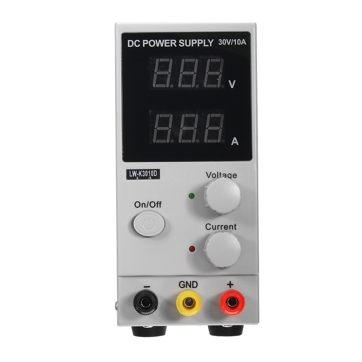 0 10A 0 30V 220V LCD DC Power Supply Adjustable Precision Variable Digital Lab-in Voltage Regulators/Stabilizers from Home Improvement    2