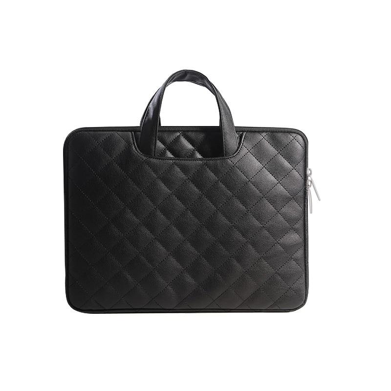 Waterproof Laptop Handbag Notebook PU Sleeve Bag Case For Ma