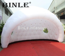 Hot sale outdoor durable giant inflatable dome tent marquee golf for party events