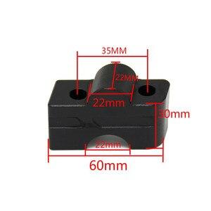 Image 5 - Motorcycle HandleBar Riser Handle Bar Mount Clamp Adapter For Kawasaki ER6N ER 6N ER6F ER 6F ER 6N 6F Z650
