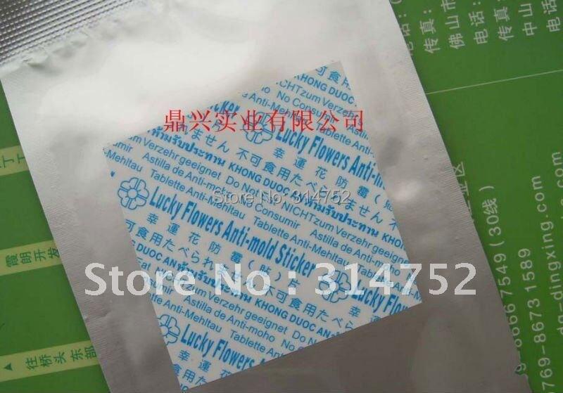 Lucky Flowers Anti-Mold Sticker