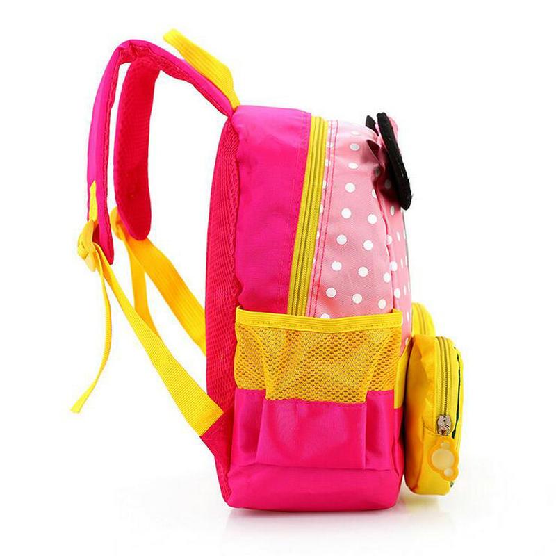 Minnie 2018 para niños bolso de escuela Mickey niñas caliente Venta BHqSO