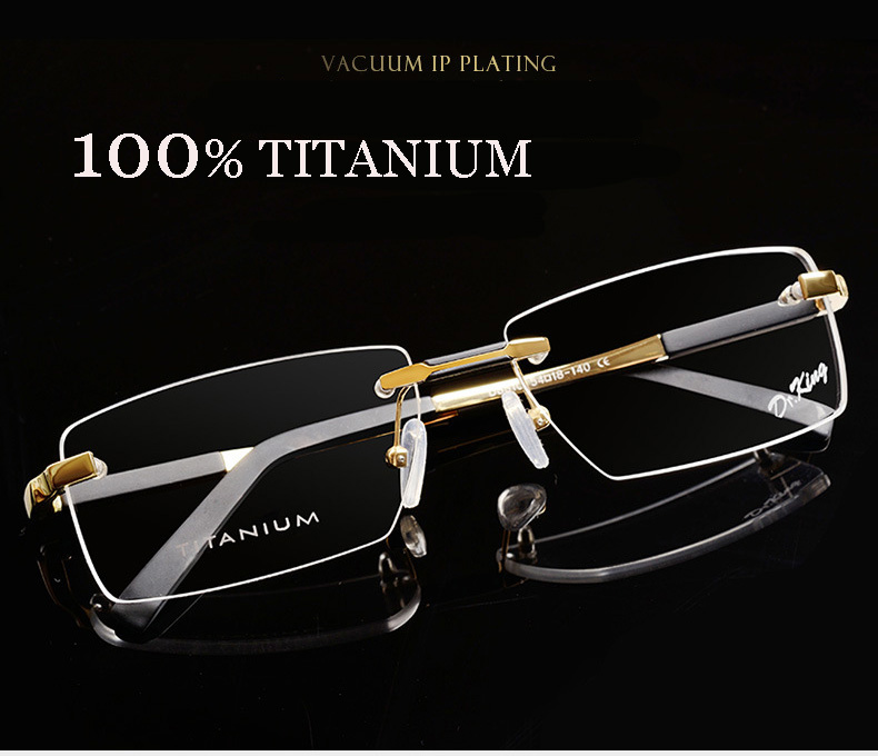 designer glasses online  Online Buy Wholesale rimless designer glasses from China rimless ...