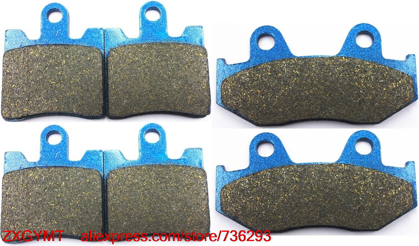Motorcycle Resin Brake Pads fit for SUZUKI AN400 AN 400 Burgman 1999 - 2000 motorcycle rear brake pads kit for suzuki dr z 400 ey y ek1 ek2 k2 k3 ek3 k4 ek4ek5 ek6 ek7 2000 2007 01 02 03 04 05 06