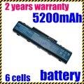 Jigu 4400 mah batería para acer aspire 4920g 4925g 4930 4930g 4935 4935G 4937 4937G 5235 5236 5241 5334 AS07A75 AS07A41 as07a31