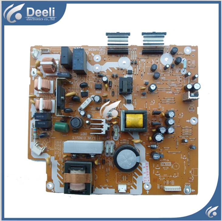 95% New original for Original TC-37LX800D Power Supply Board TNPA4638 AA Working good good working original used for power supply board led 42v800 le 42tg2000 le 32b90 vp168ug02 gp power board