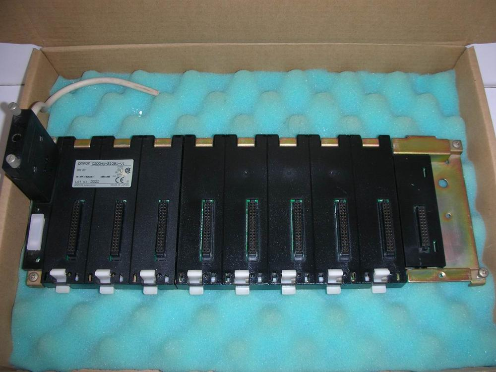 1PC USED OMRON PLC C200HW-BI081-V1 1pc used plc a1sy42p