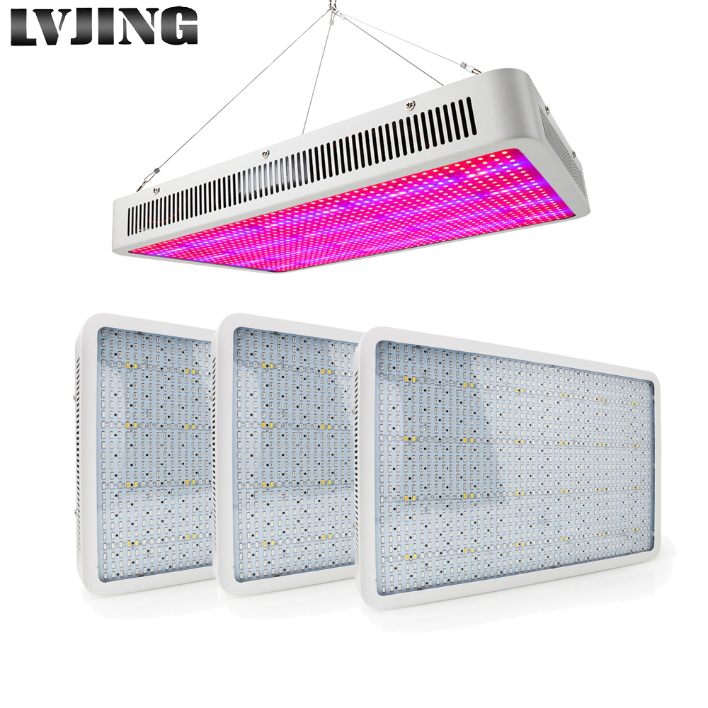 4PCS 1200W LED Grow Light Full Spectrum Red/Blue/White/UV/IR Plant Grow Lamp For Indoor Medical Vegs Plants Flower Growing Tent ufo plant led grow light 360w full spectrum hydroponics flower bloom greenhouse flower grow led uv ir red blue white tent lamp