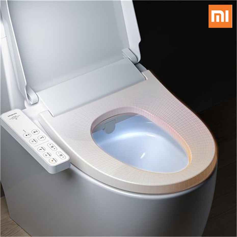 Xiaomi Mijia Intelligent Siège De Toilette Washlet Allongé UV Stérilisation Électrique Bidet Couverture Femelle De Nettoyage De Toilette Intelligente Couvercle