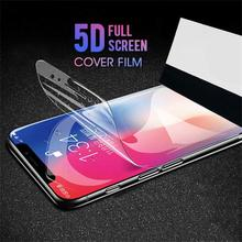 все цены на GKK Protective Film for iPhone 6 6S 6Plus 6SPlus Soft Hydrogel Film Screen Protector Full Curved Screen Coverage HD Film Glass онлайн