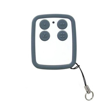 TOP new Universal Multi frequency 280-868MHZ 4 Button Key Fob Remote Control rolling code fixed code Garage door opener цена 2017