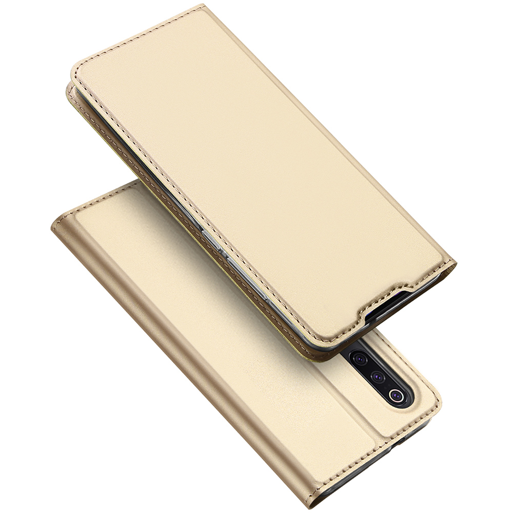 Flip Case For Xiaomi 9 Mi 9 PU Leather TPU Soft Bumper Protective Card Slot Holder Wallet Stand 6 39 quot Cover Mobile Phone Bag in Flip Cases from Cellphones amp Telecommunications