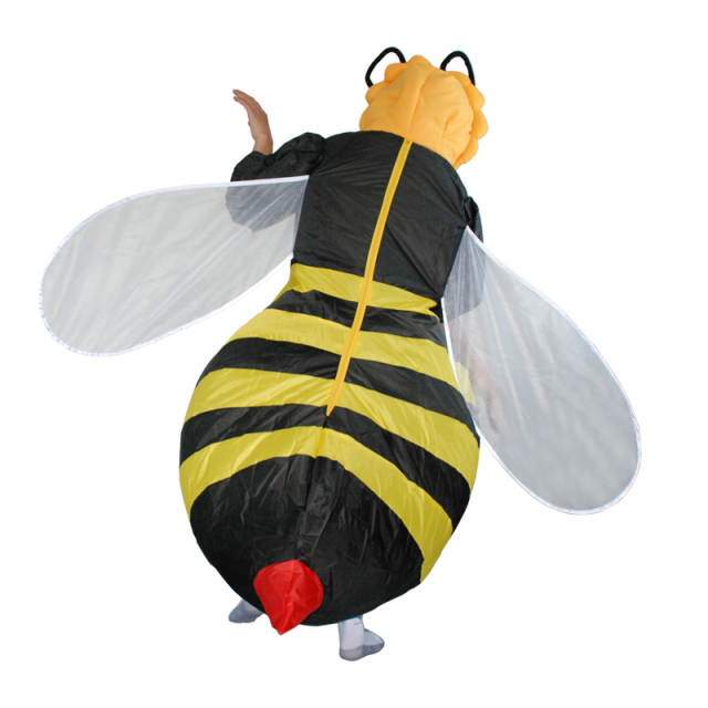 8cf1038c3f78 Online Shop Halloween Costume for Adult Purim Cosplay Inflatable Bee  Costume Fancy Dress Bee Costumes Hen Stag Night Outfit | Aliexpress Mobile
