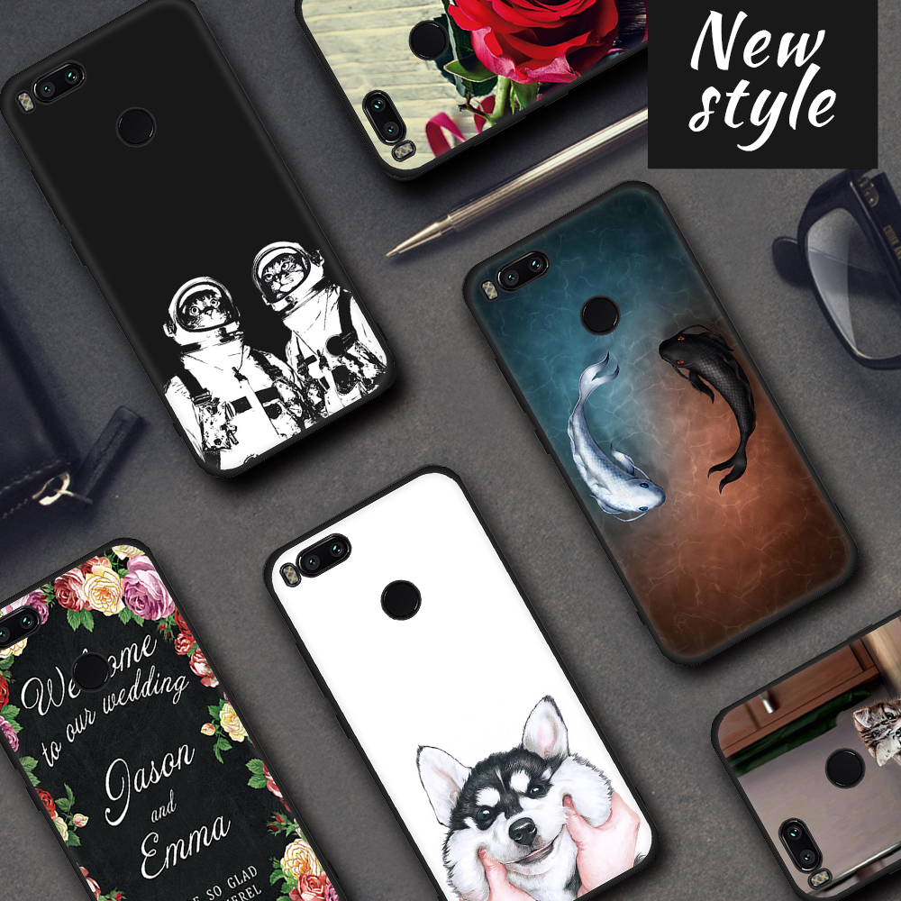 Case For Xiaomi Redmi 4x 50inch Hybrid Kickstand Dazzle Rugged Free Sg 2in1 Robot Armor Hard Soft Meizu M3x Phone Bag Pocophone F1 Mi A1 A2 Mi8 Se 5x 6x Pattern