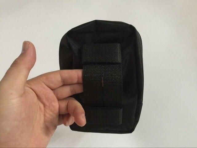 Новый открытый сейф сумка аварийного черный аптечка первой помощи медицинские тактического снаряжения выживания комплекты тактический молл Pouches FAK-A18