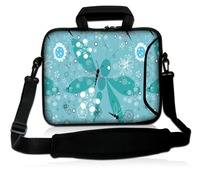 13 13 3 15 15 6 17 17 3 Inch Green Laptop Shoulder Bag With Shoulder