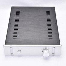 KYYSLB 260*70*311 مللي متر لتقوم بها بنفسك صندوق 2607B جميع الألومنيوم مكبر للصوت هيكل الهيكل Preamplifier الهيكل أمبير الضميمة الإسكان مع اللوفرات