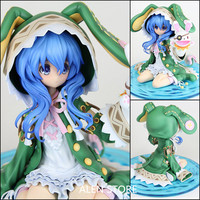 ALEN Action figure Date A Live Yoshino Hermit Model lovely cute doll PVC 15cm japanese figurine world anime