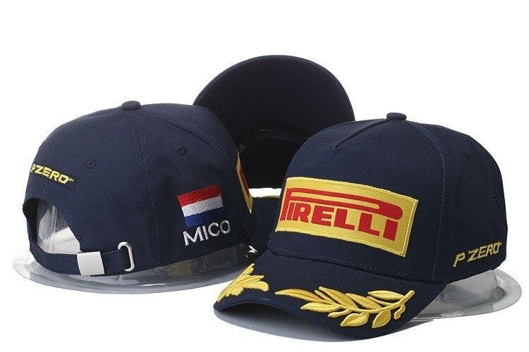 hip hop embroidery 3D Mitsubishi Hat   Cap   Car logo MOTO GP Racing F1 couple   Baseball     Cap   Hat Adjustable Casual man Trucket Hats