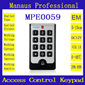 Hot Selling Support 500 users RFID Door Controller Waterproof Password Keypad Access Control ID Card wireless keyboard System 59