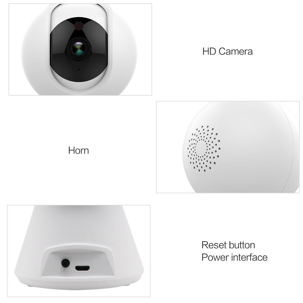 E T 1080P 720P IP Camera Security Camera WiFi Wireless CCTV Camera Surveillance IR Night Vision P2P Baby Monitor Pet Camera
