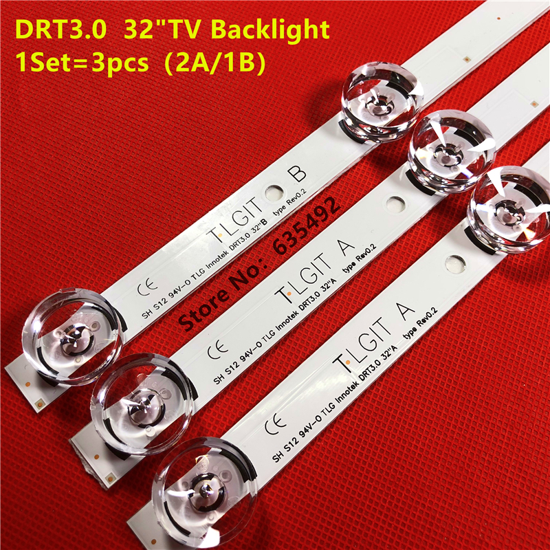 LED backlight strip 6 lamp for <font><b>LG</b></font> 32