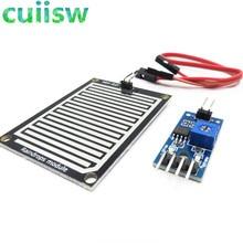 3,3-5 V датчик обнаружения дождя Модуль Влажности Погоды для arduino
