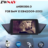 Android 8.0 Car DVD multimedia Player head unit for BMW X1 E84 2009 2013 with wifi Radio BT GPS Navigation Octa core autostereo