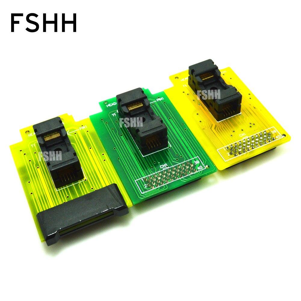 все цены на TSOP32 Adapter Original HI-LO GANG-08 Programmer Adapter Socket HEAD-EP1M-TS32A Adapter онлайн