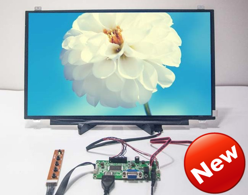 13.3 inch 1920*1080 8 Bit Display Screen IPS 1080P HDMI LCD Module Car Raspberry Pi 3 Game PS4 Monitor DIY кроссовки asics кроссовки gel venture 5 gs