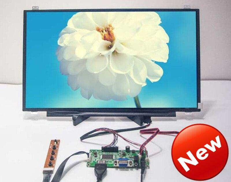 13.3 pouce 1920*1080 8 Bits Écran IPS 1080 p HDMI LCD Module Voiture Framboise Pi 3 Jeu PS4 Moniteur BRICOLAGE