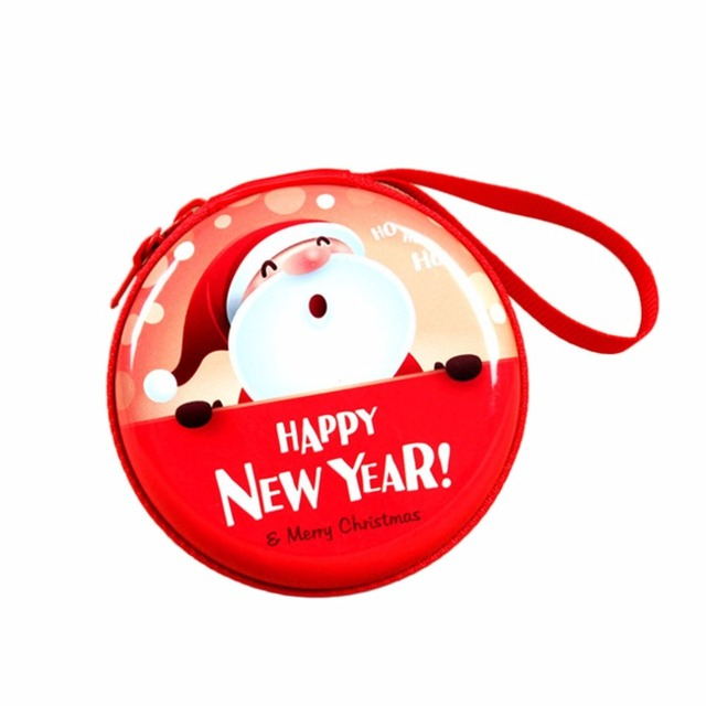 Practical Lovely Christmas Candy Box Bag Gifts Holders New Year ...
