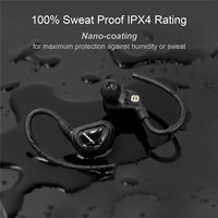 Original Sweat Proof IPX4 True Wireless Headphones Bluetooth Stereo Earbuds Binaural Exercise Running HIFI Bluetooth Headset