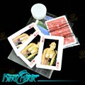 Hummingbird Card Magic Tricks Free Shipping Props Toys Floating Close up Street Magia