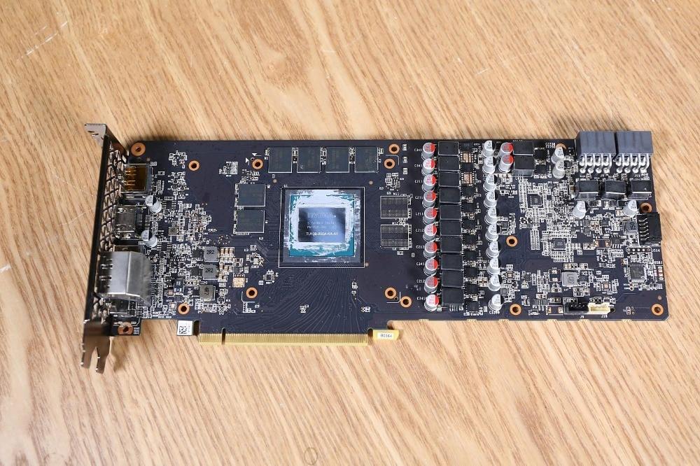 ZOTAC RTX 2060 Extreme Plus OC6 PCB