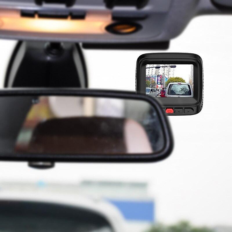 Mini Full HD 1080 P WIFI voiture DVR Dashcam 170 degrés WDR enregistreur vidéo caméra g sensor enregistrement en boucle Vision nocturne Novatek 96655 - 4