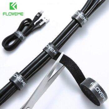 Floveme Cable Clip Organizer